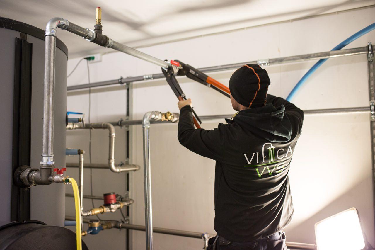 VVS-montør - VVS arbejde