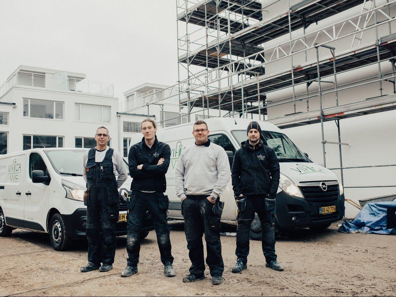 Vifica VVS i Køge - Vores team